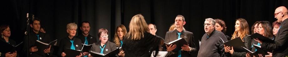 Corale Contrappunto – Medesano Parma Italia – Coro
